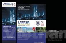Hội nghị Hội Luật gia Châu Á-TBD tại Việt Nam