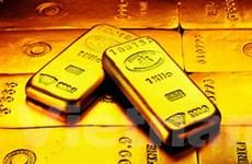 Giá vàng tiếp tục giảm song vẫn còn ở mức cao
