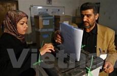 Nghị sĩ Iraq không nhất trí về luật bầu cử sửa đổi
