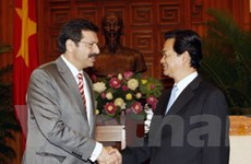 Việt Nam-Thổ Nhĩ Kỳ thúc đẩy hợp tác về kinh tế