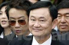 Cựu Thủ tướng Thaksin bác tin đến Campuchia