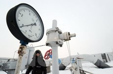 Châu Âu đang nợ Nga 2,5 tỷ USD tiền khí đốt