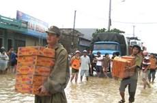 Hỗ trợ 225 tỷ đồng cho miền Trung, Tây Nguyên