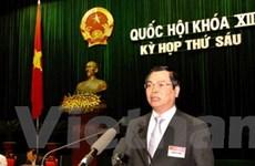 Tán thành chủ trương dự án điện hạt nhân Ninh Thuận