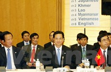 Việt Nam thúc đẩy mạnh hợp tác Mekong-Nhật Bản