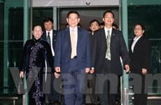 Chủ tịch nước tới Singapore dự hội nghị APEC 17