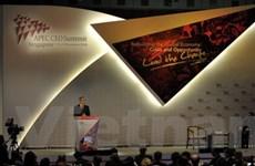 Hội nghị lãnh đạo cấp cao các doanh nghiệp APEC