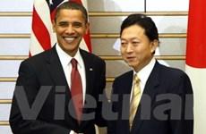 Nhật-Mỹ nhất trí tăng cường quan hệ đồng minh