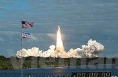 NASA phóng tàu Atlantis mang trang thiết bị lên ISS