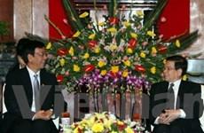 Việt Nam-Trung Quốc hợp tác để cùng phát triển