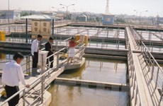 100% đô thị có dịch vụ cấp nước sạch vào 2025