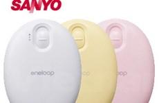 Sanyo tung ra thiết bị giữ ấm thay thế găng tay