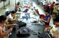 Doanh nghiệp VN không bán phá giá giày mũ da