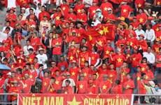 Người hâm mộ hài lòng với lối chơi của U23 VN