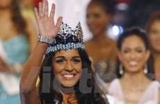 Người đẹp Gibraltar đăng quang Hoa hậu Thế giới