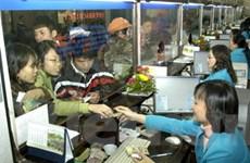 Phục vụ gần 268.000 lượt khách đi tàu dịp Tết
