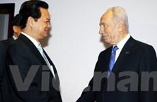 Thủ tướng tiếp lãnh đạo của Australia và Israel