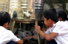 Giá nước sạch ở Hà Nội tối đa là 12.000 đồng/m3