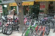 """Thành phố Hồ Chí Minh: Cuối năm, vỉa hè """"ngộp thở"""""""