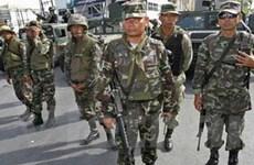 Thái Lan tăng cường an ninh ở thủ đô dịp Năm mới