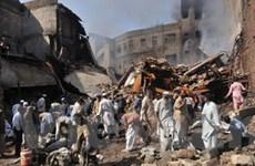 Đánh bom liều chết ở Pakistan làm 25 người chết