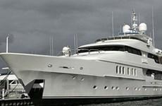 Du thuyền 20 triệu USD của tay golf Tiger Woods