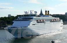 Tàu Costa Classica đưa 2.000 du khách đến VN