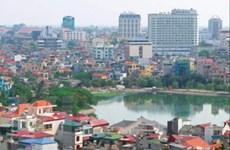 Bức tranh đô thị Hà Nội đang dần dần hiện rõ