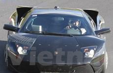 Lamborghini đang thử xe Jota Murcielago mới