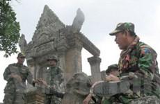 Giao tranh biên giới Thái-Campuchia do hiểu lầm