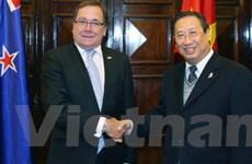Việt Nam thúc đẩy quan hệ New Zealand-ASEAN