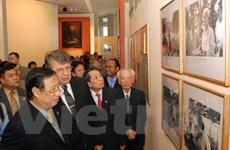 Triển lãm về quan hệ Việt Nam và Liên bang Nga