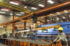 Sản xuất công nghiệp tăng cao trong tháng 1