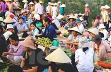 Nôn nao nhớ về chợ quê những ngày giáp Tết