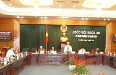 Xem xét việc thông qua Luật Thủ đô trước Đại lễ
