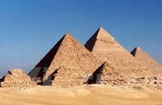 Ai Cập đặt mục tiêu thu hút 14 triệu du khách