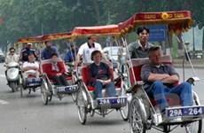 Một vạn khách quốc tế đã nhập cảnh Hà Nội dịp Tết