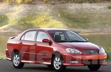 Toyota có thể phải thu hồi xe Corolla tại Mỹ
