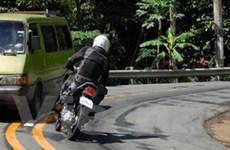 Tai nạn xe máy tăng mạnh tại Philippines