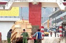 Mở hàng xuất nhập khẩu đầu năm tại Lạng Sơn