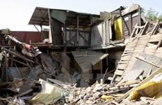 Chủ tịch nước thăm hỏi về vụ động đất ở Chile