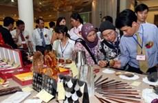 Hội chợ hàng thủ công mỹ nghệ vào tháng 4