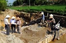 Pháp đầu tư 370 tỷ đồng cho thủy lợi Bắc Ninh