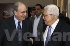 Israel và Palestine đàm phán hòa bình gián tiếp