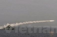 Iran thử thành công tên lửa đất đối đất Nour