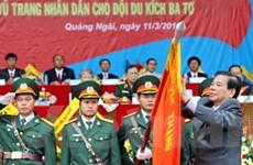 Quảng Ngãi kỷ niệm 65 năm khởi nghĩa Ba Tơ