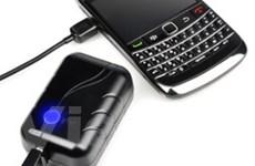 Sạc điện thoại Zero thân thiện với môi trường