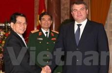 Việt Nam mong muốn tăng cường hợp tác với Nga
