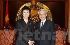 Quốc hội Việt Nam và Trung Quốc tăng hợp tác