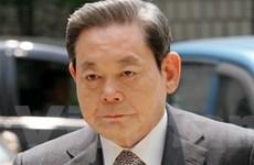 """""""Ông trùm"""" Lee Kun-hee của Samsung tái xuất"""